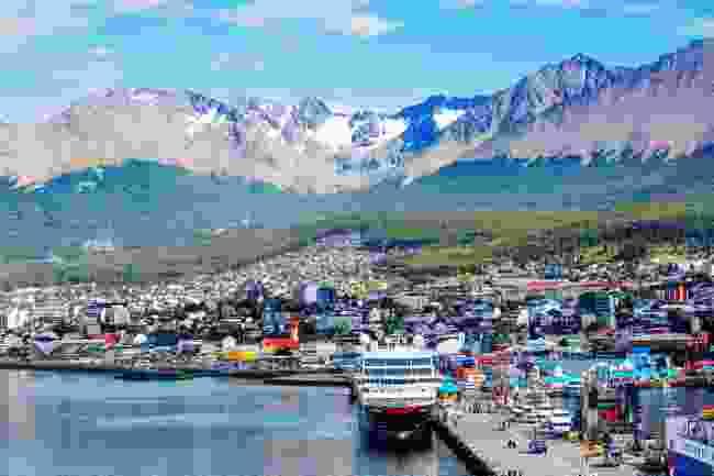 Ushuaia, Argentina (Shutterstock)