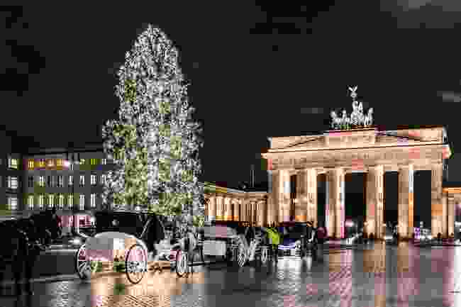 Berlin at Christmas time (Shutterstock)