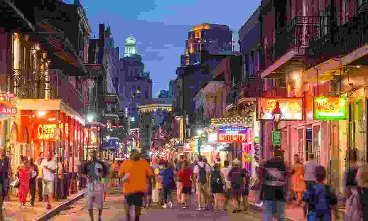 French Quarter, New Orleans (Dreamstime)