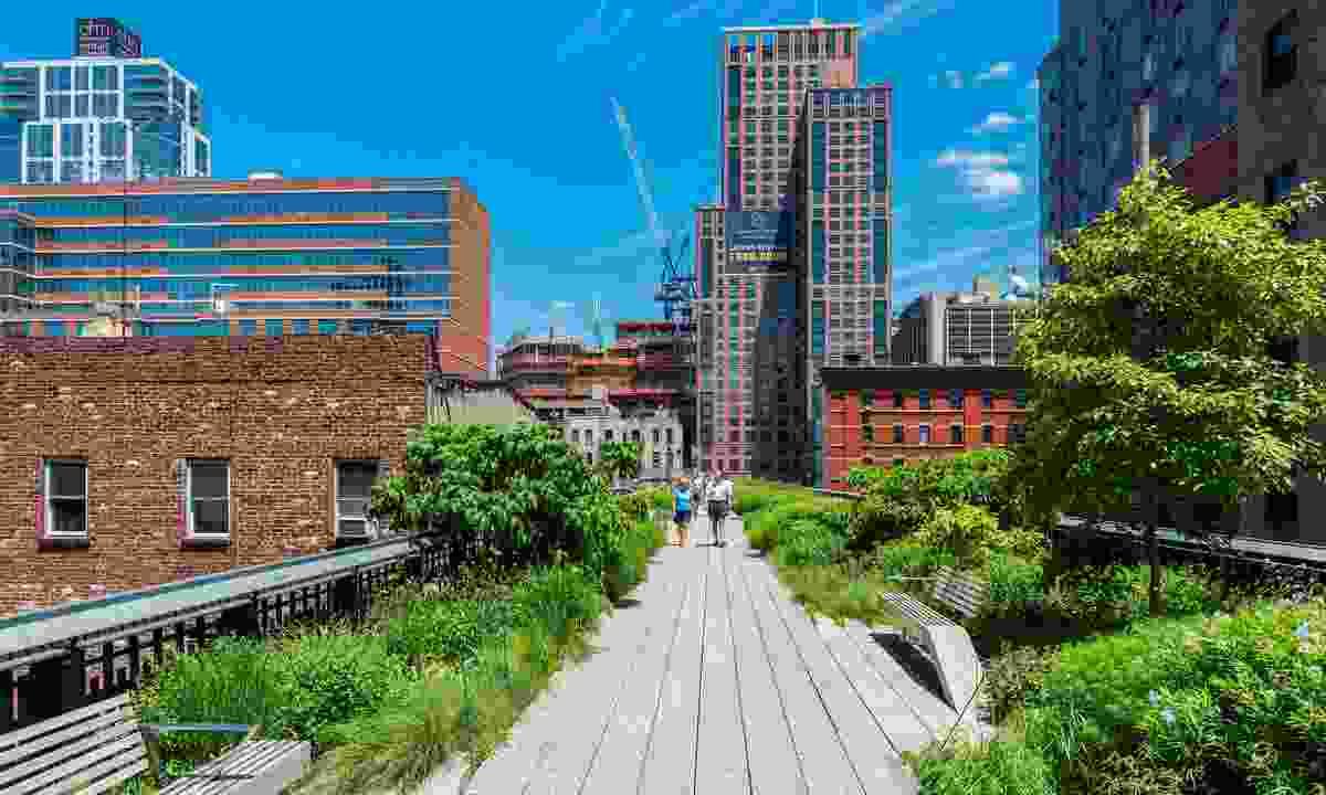High Line Park, New York (Dreamstime)
