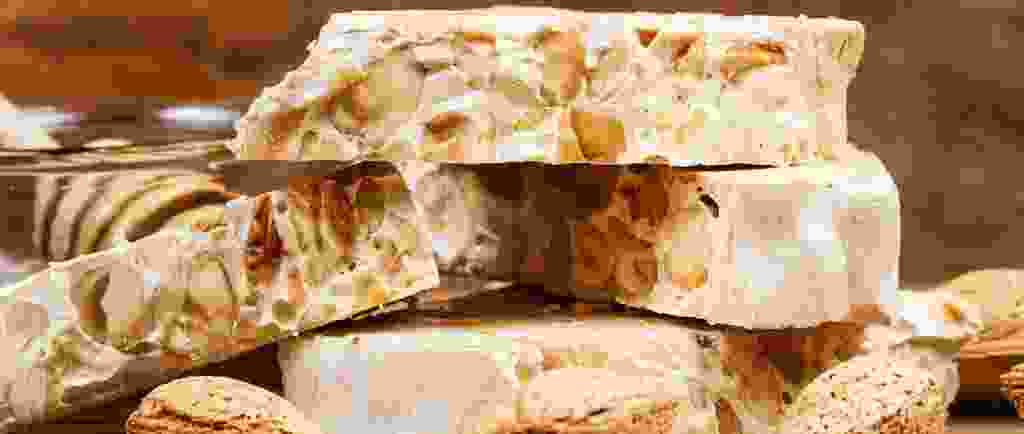 Sample South African nougat (Dreamstime)