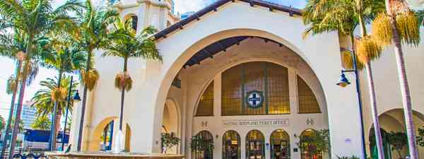 Union Station in San Diego is one of the best stations in the USA (Shutterstock)