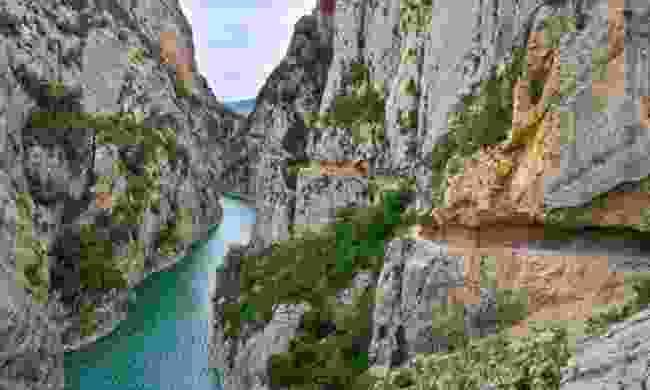Congost de Mont-rebei gorge (Dreamstime)