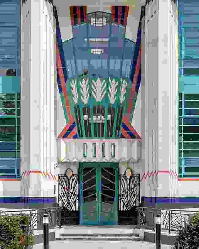 Hoover Building, Perivale (Taran Wilkhu)
