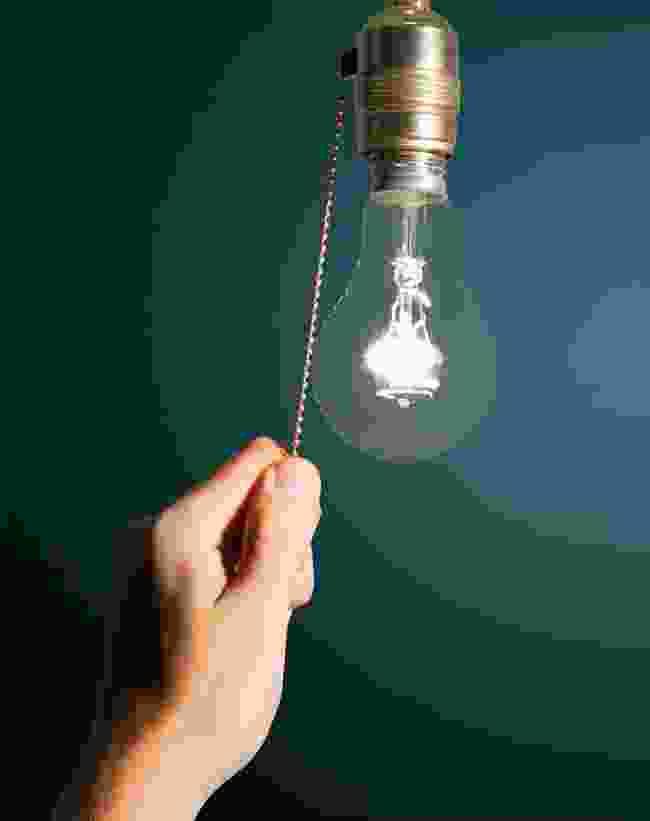 What a bright idea (Shutterstock)