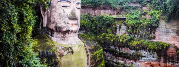 The Giant Buddha of Leshan (Dreamstime)