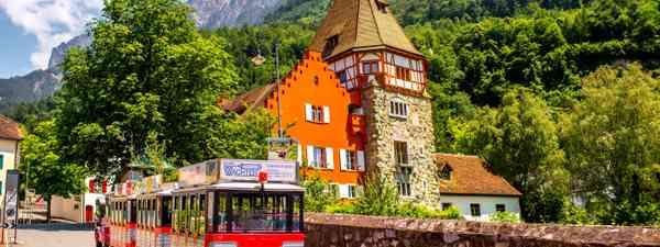 Liechtenstein (Shutterstock)