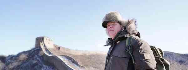 Ray Mears on The Great Wall of China (Tin Can Island)