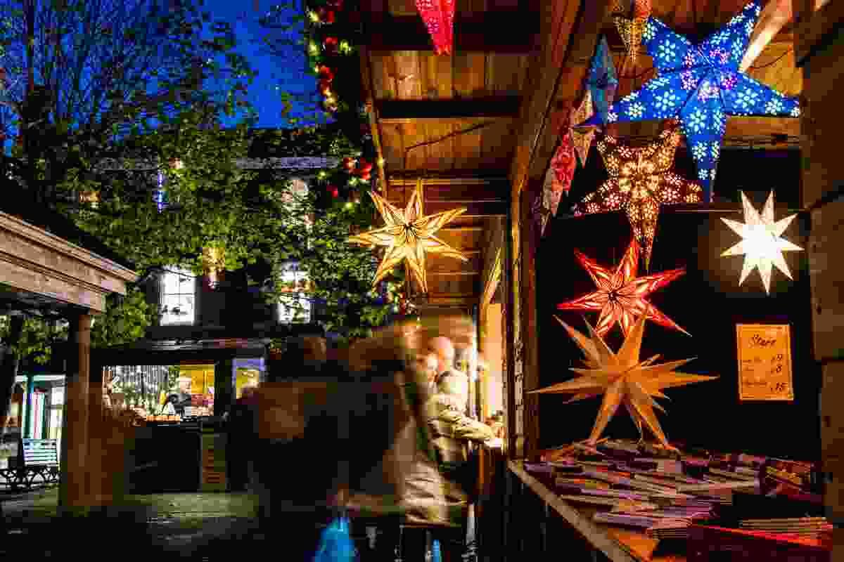 York Christmas Market, York (Shutterstock)