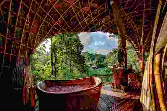 (Copper House, Bambu Indah)
