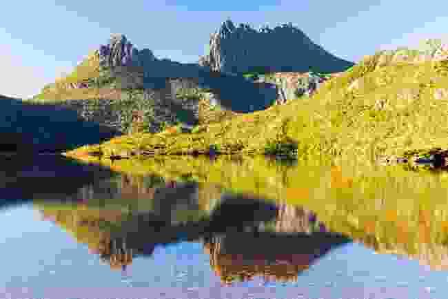 Lake St Clair, Australia (Shutterstock)