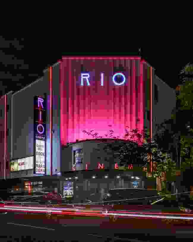 Rio Cinema, Dalston (Taran Wilkhu)