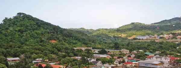 Honduras, cathedral(Mario Urrutia.Fotografo Honduren?o)