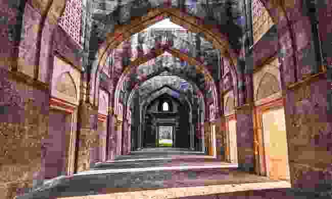 Royal Enclave in Mandu (Shutterstock)