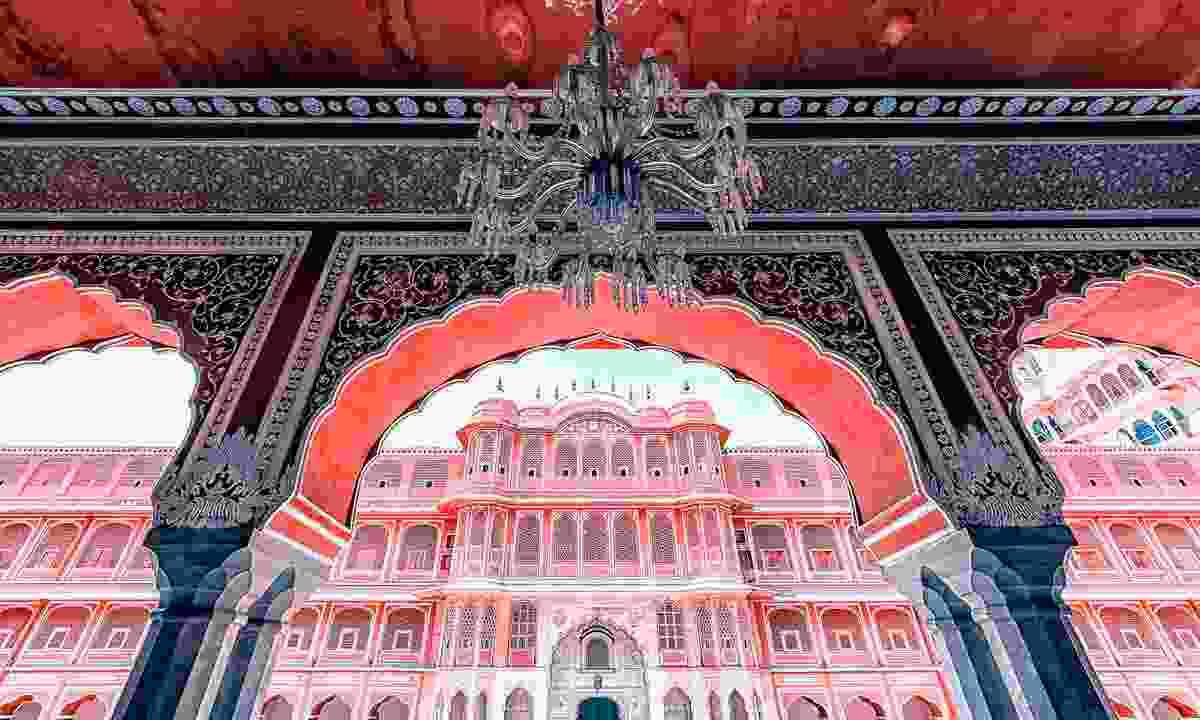 Hawa Mahal (Shutterstock)