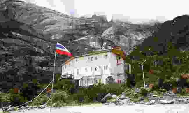 Laban Rata Resthouse. (Dreamstime)