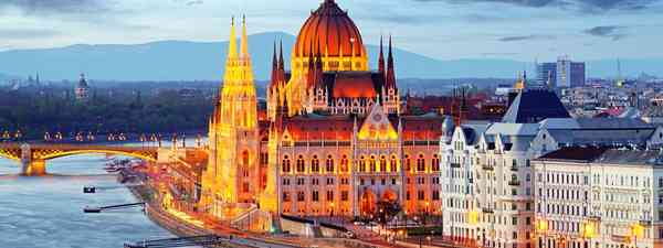 Budapest is the capital city of Hungary(Tepecik)