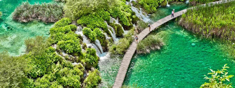 Plitvice Lakes National Park in Croatia (Shutterstock)