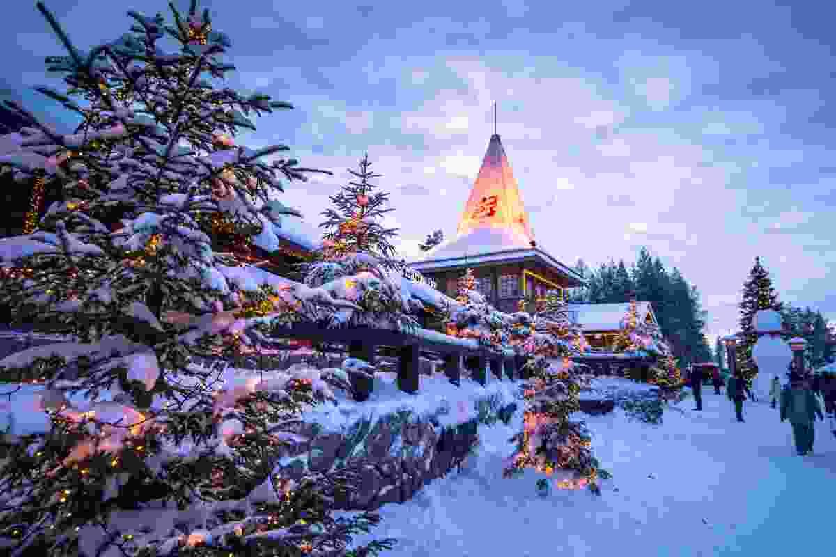 Rovaniemi, Finnish Lapland (Shutterstock)