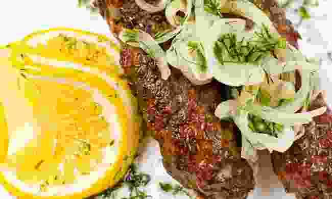 Lyulya kebab (Shutterstock)