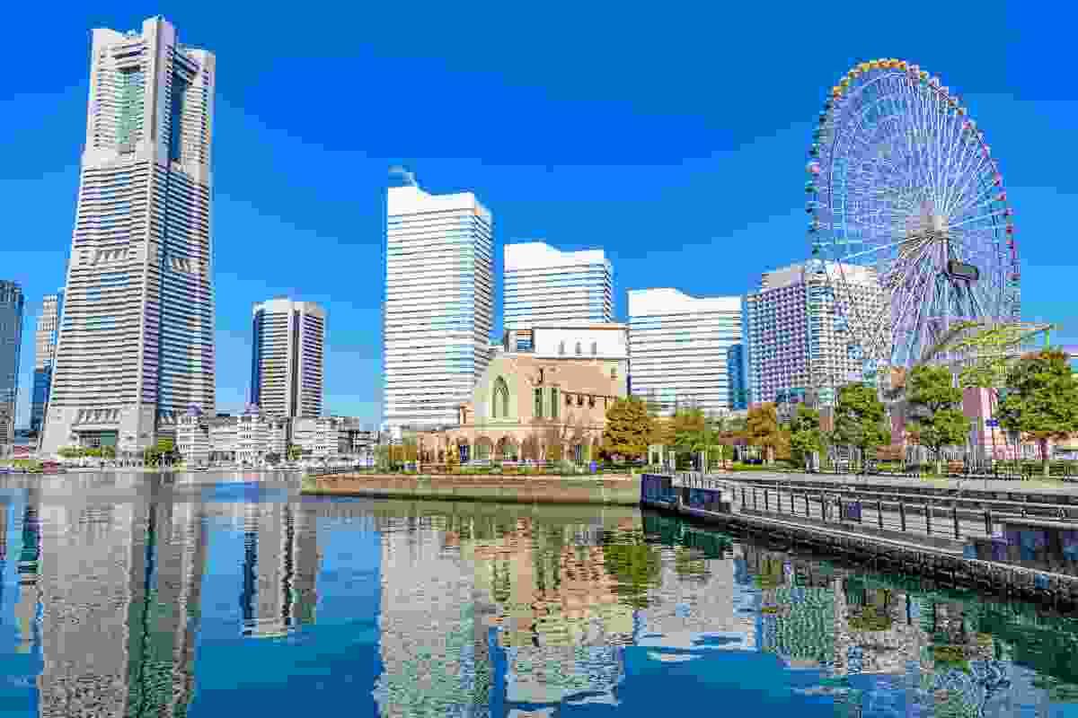 Yokohama, Japan (Shutterstock)