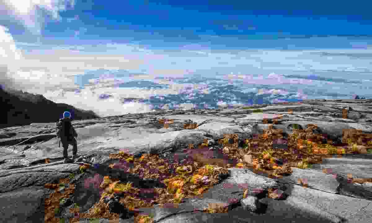 Mount Kinabalu. (Dreamstime)