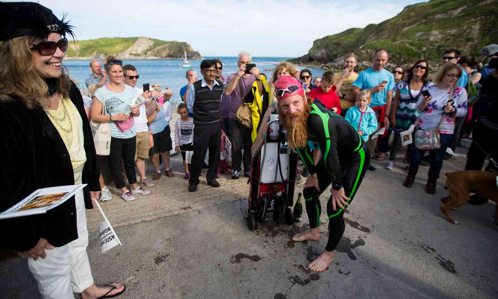 Raising money for charity keeps you going when the going gets tough (Discovery UK)