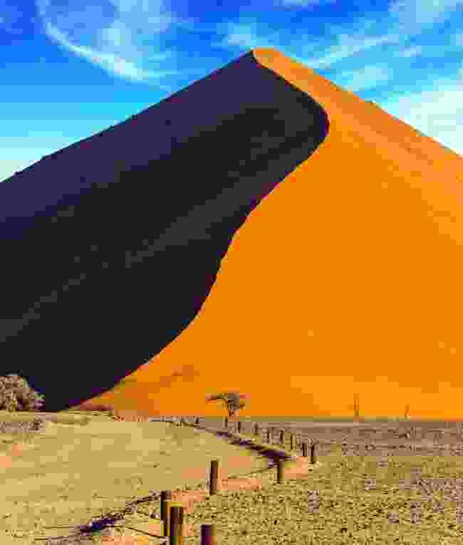 Namib-Naukluft, Namibia (Shutterstock)