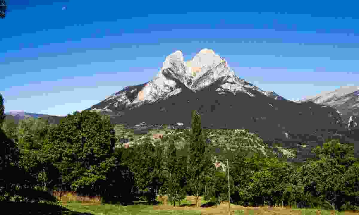 Pedraforca mountain (Dreamstime)