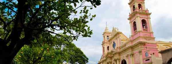 Salta's cathedral (Dreamstime)