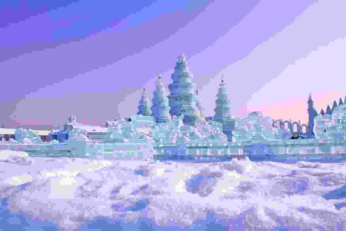 Harbin Ice & Snow Festival, China
