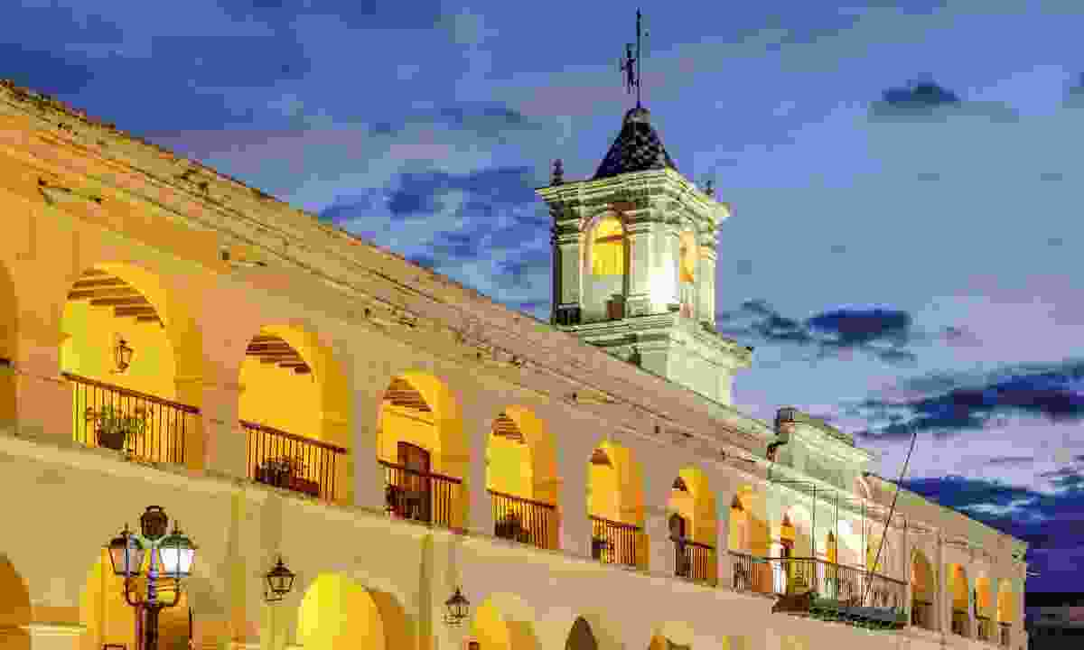 Salta's town hall (Dreamstime)