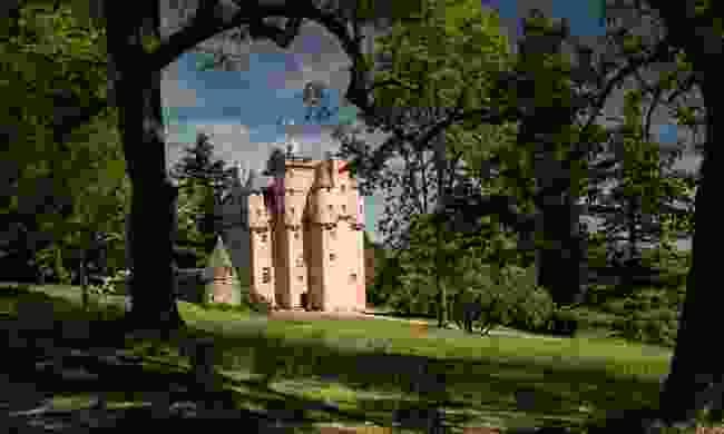Craigievar Castle (Shutterstock)