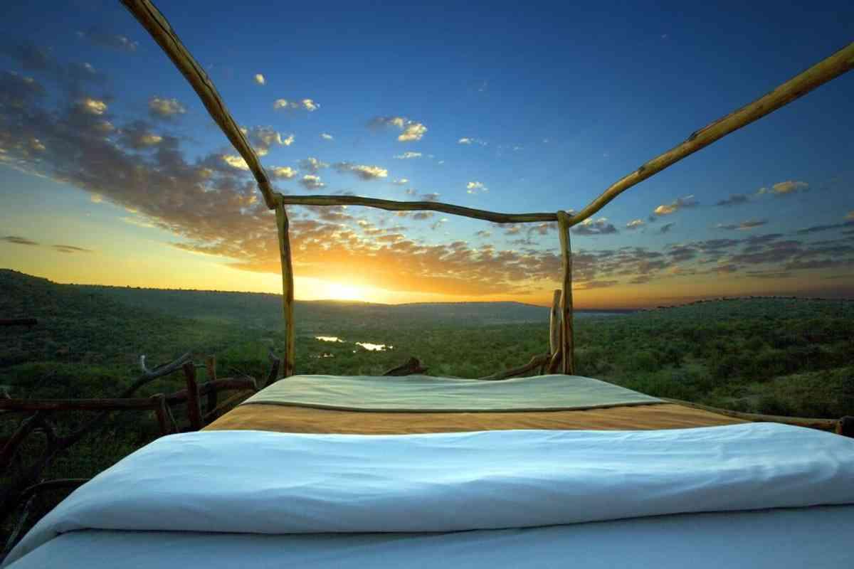 Star Bed, Loisaba Conservancy (loisaba.com)