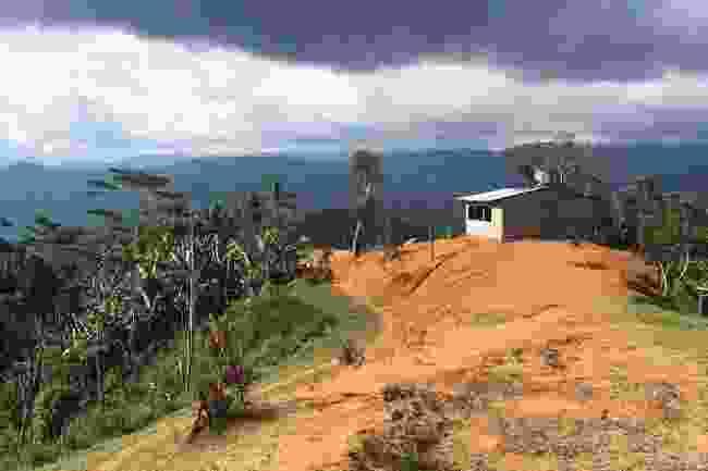 The Kokoda Track, Papua New Guinea (Shutterstock)