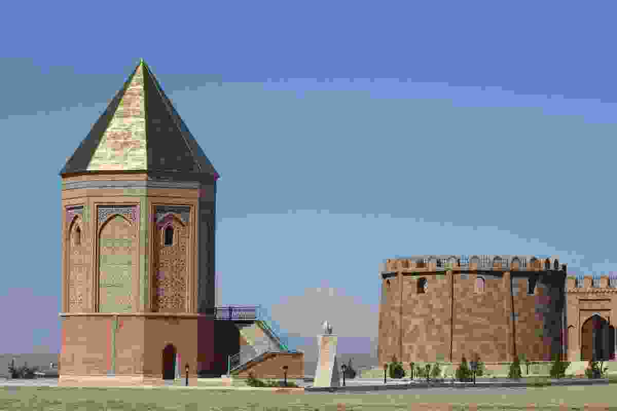 Noah's Tomb in Nakhchivan, Azerbaijan (Shutterstock)