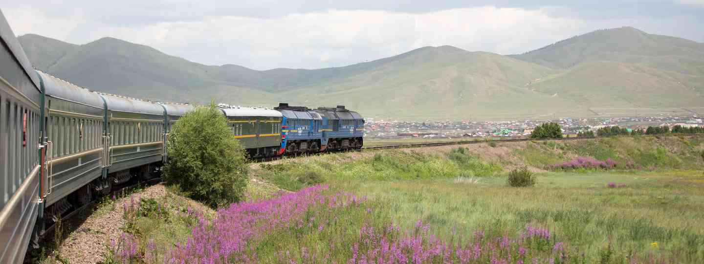 Trans-Siberia train (Dreamstime)