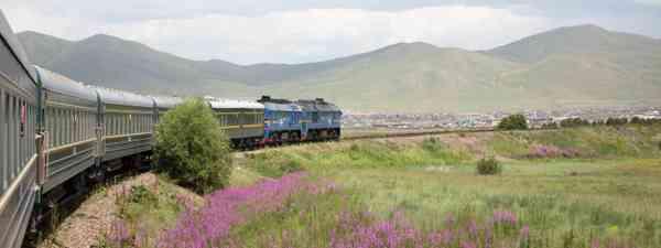 Trans-Siberia train (Dreamstime)