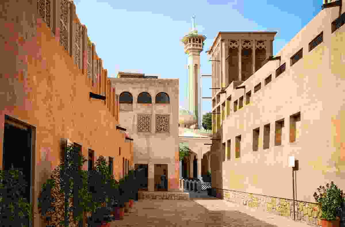 Al Fahidi Historical District, Dubai (Shutterstock)