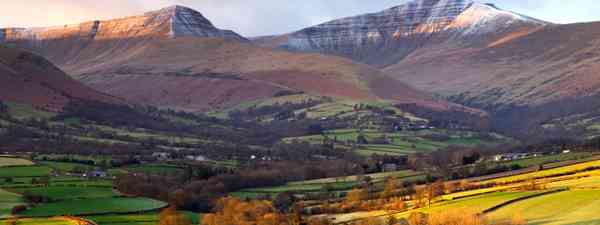 Pen y Fan and Cribyn, Central Beacons (Philip Veale)