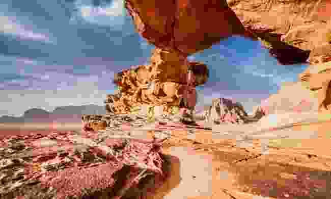 Wadi Rum National Park, Jordan (Dreamstime)