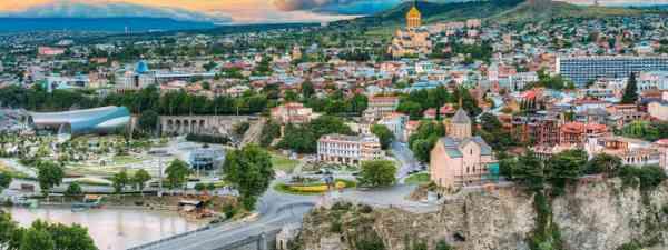 Tbilisi, Georgia (Shutterstock)