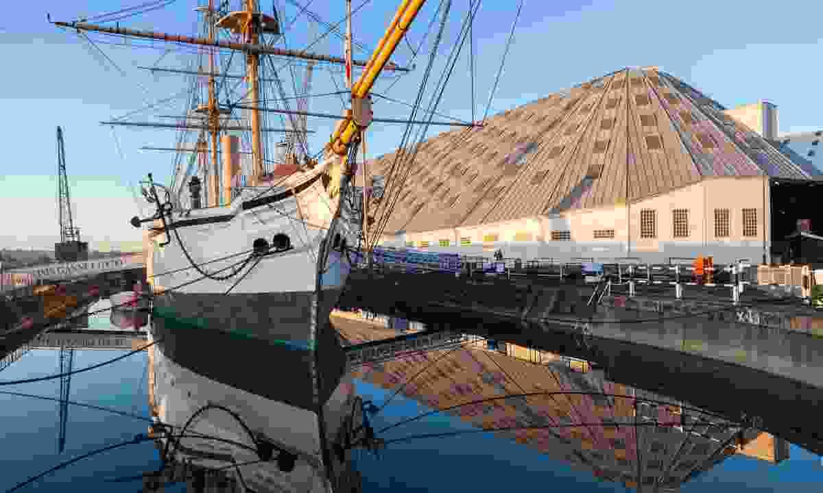 Chatham Dockyard (Dreamstime)