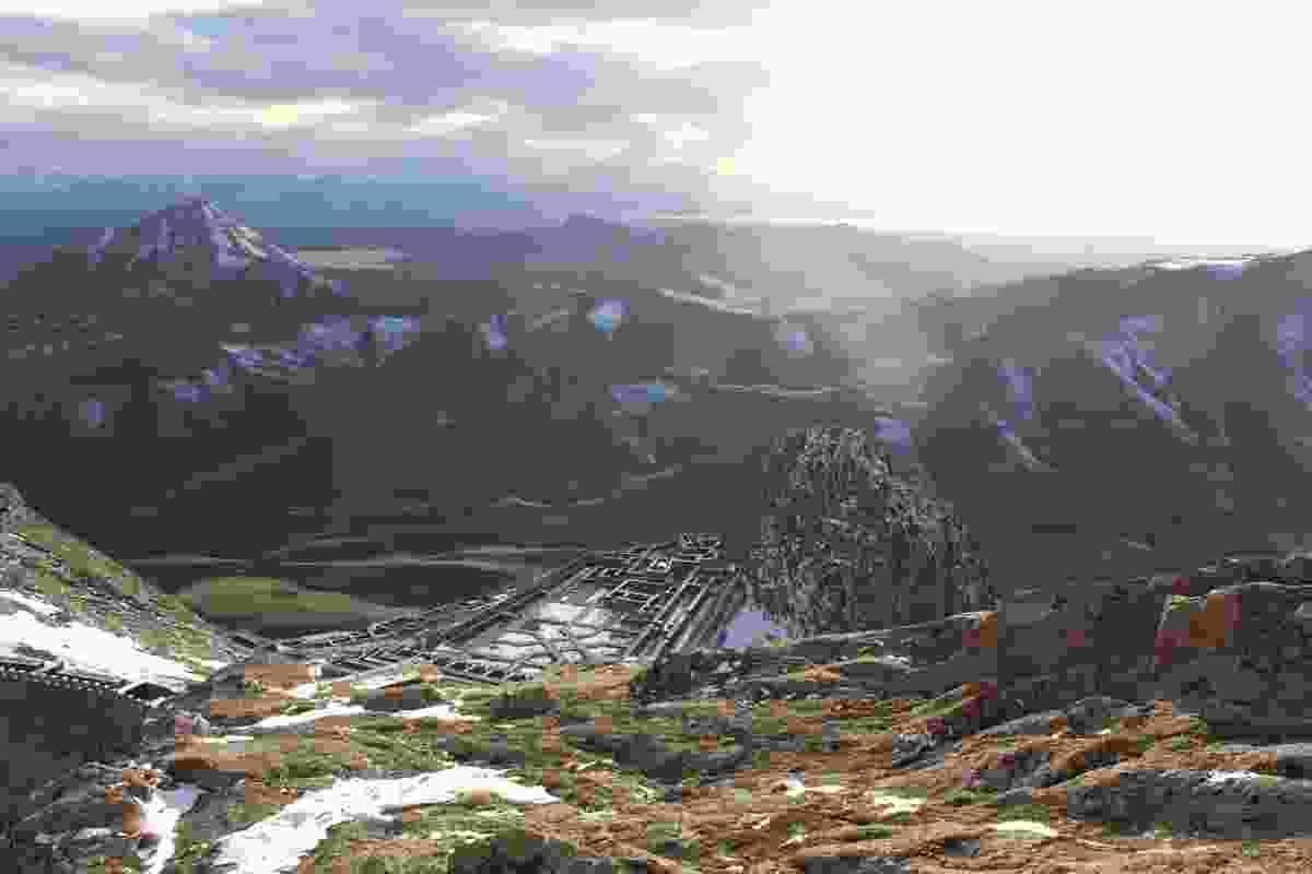 Azerbaijan's Machu Picchu (Shutterstock)