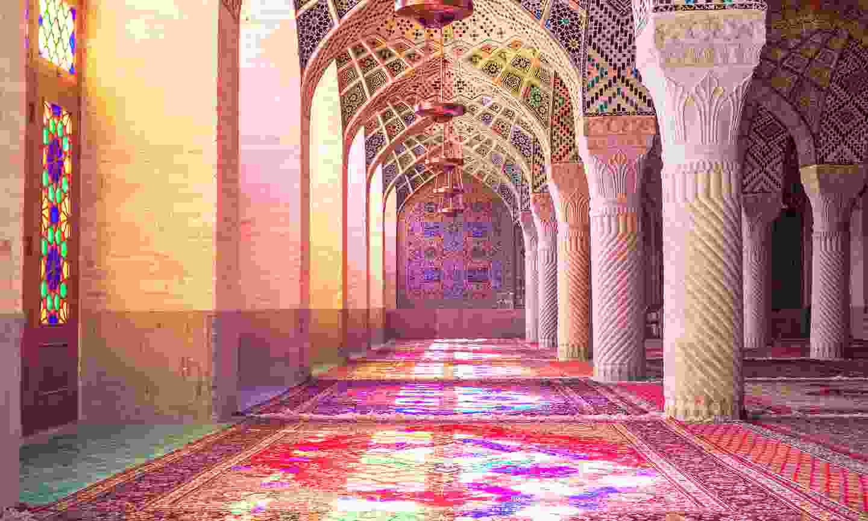 Nasir-ol-molk Mosque, Shiraz (Shutterstock)