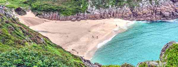 Porthcurno beach (Dreamstime)