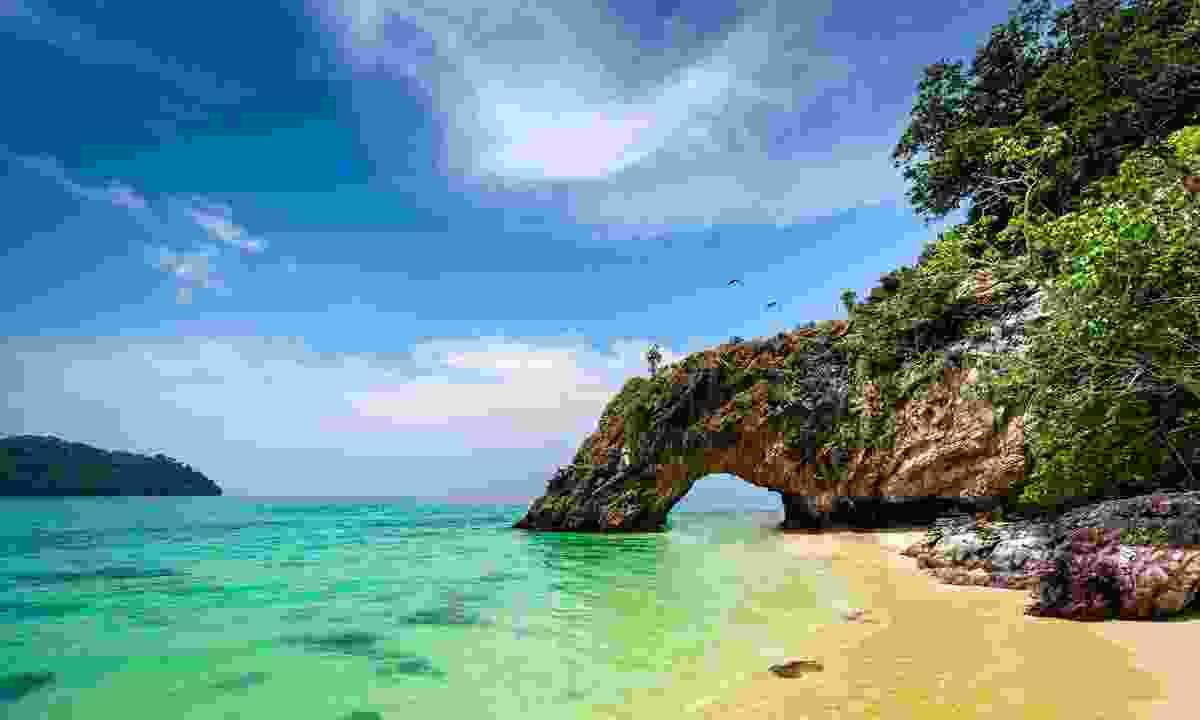Tarutao National Marine Park, Thailand (Shutterstock)