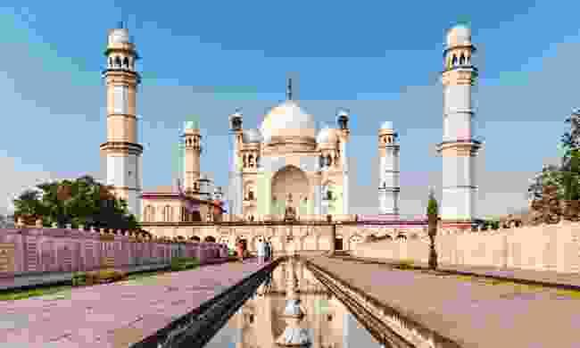 Reflect on the Taj's near-twin, Bibi-qa-Maqbara, in Aurangabad (Shutterstock)