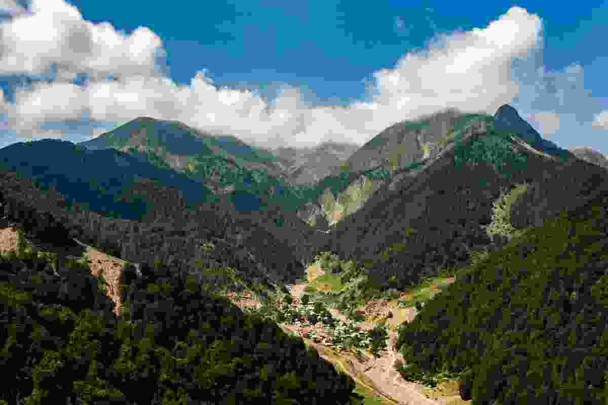The stunning natural beauty of Gabala on display (Shutterstock)