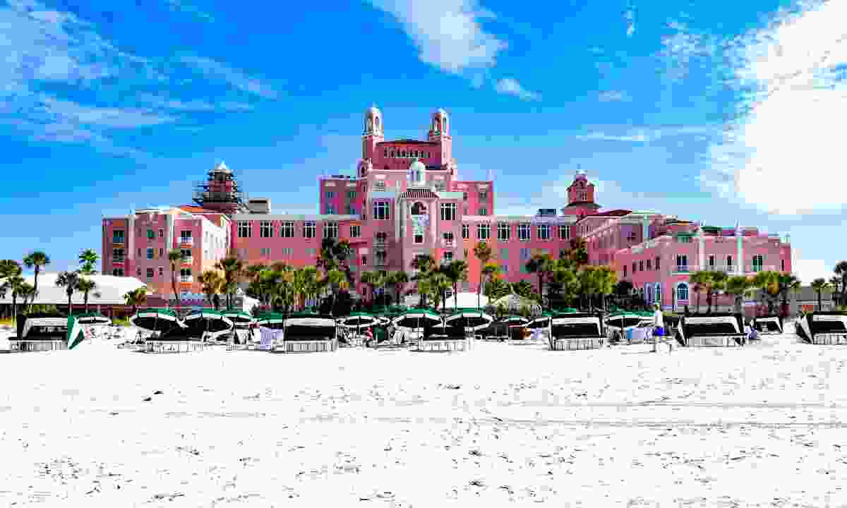 The Don CeSar Hotel (Shutterstock)